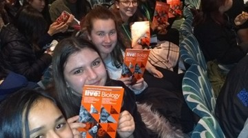 Year 12 Biology Trip to Apollo Victoria