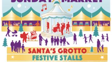Enfield Christmas Sunday Market - 2019