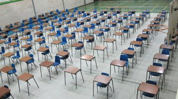 Public Exams - Week Commencing 02/11/20