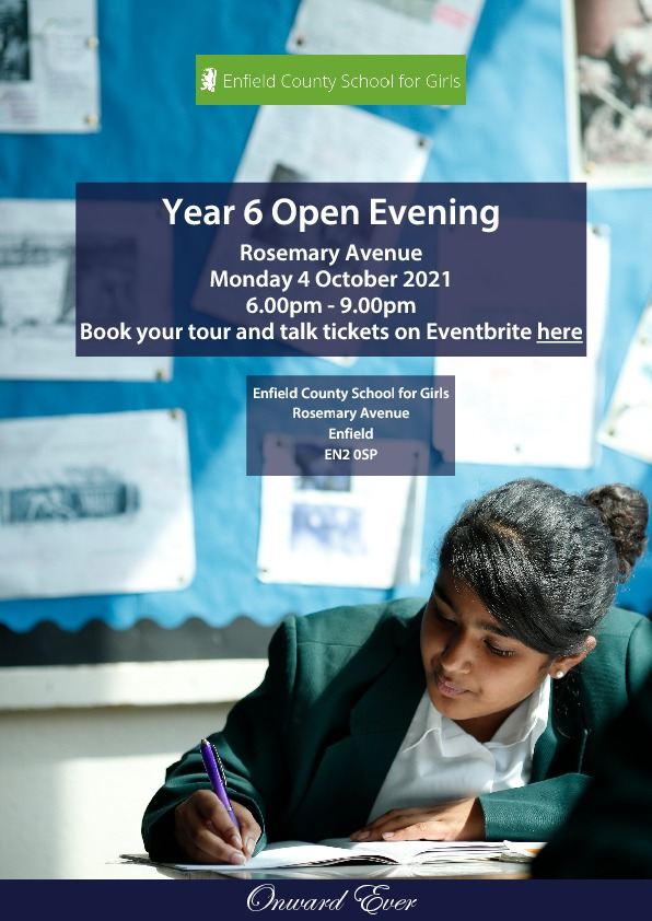 Open Day Flyer 3