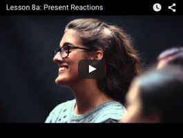 Lidl - Lesson 8a: Present Reactions (xmas 2015)