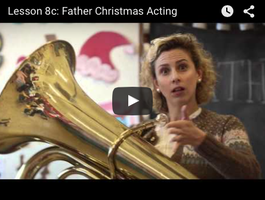 Lidl - Lesson 8c: Father Christmas Acting (xmas 2015)
