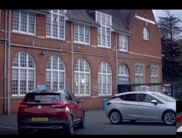 Vauxhall 'pregnancy' Ad - Sept 18