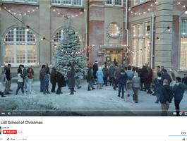 Lidl (Full) Christmas Advert 2015